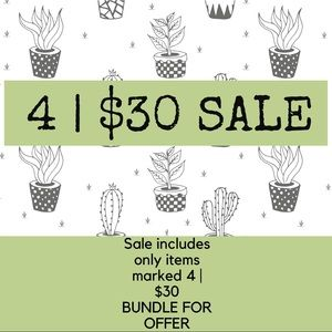 Other - 4 | $30 SALE!